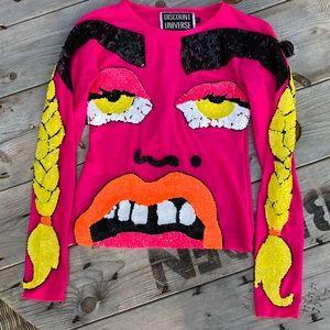 Vintage Discount Universe Top S GRAIL Shirt Helga